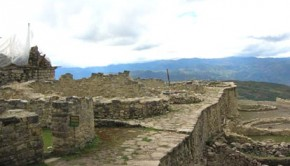 Kuelap Fortress, near Chachapoyas, northern Peru