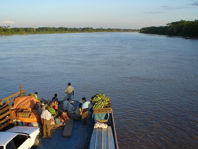 Amazon cruise from Yurimaguas to Iquitos