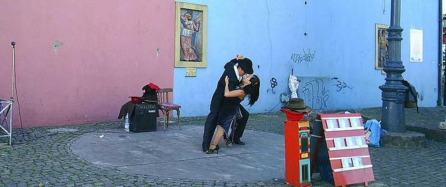 tango, La Boca, Buenos Aires, Argentina - Argentina For Less