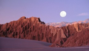 Explore the lunar landscapes of the Valley of the Moon, one of the Atacama's most visited sights.