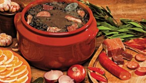 Don't miss out on this tasty stew of various meats, black beans, and veggies. Adapted from Portugal, feijoada has become Brazil's national dish.