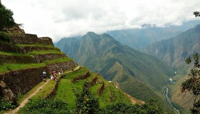 Ancient Inca Ruins