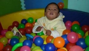 Child, Special Needs, Peru, Cusco, Cuzco