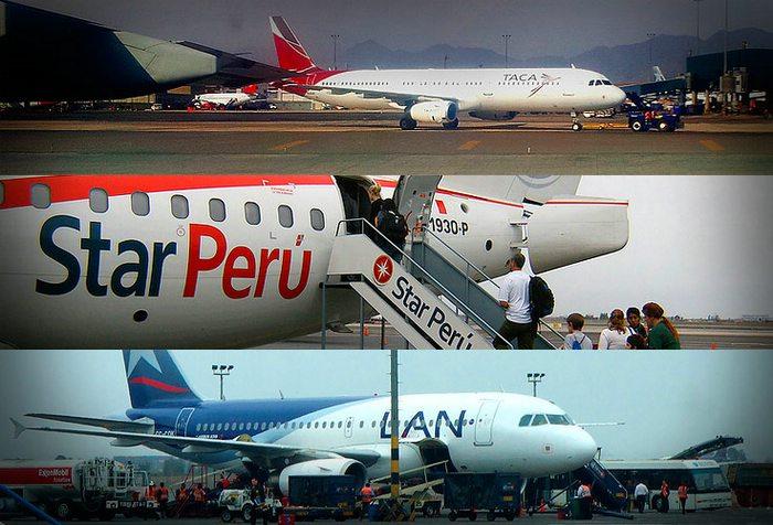 Domestic flight options, Peru travel, Peru For Less
