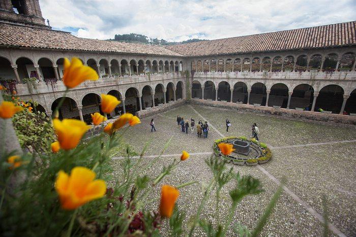 Koricancha, Inca Empire, Cusco, ¨Peru Travel Aid