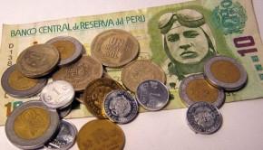Nuevo soles of Peru