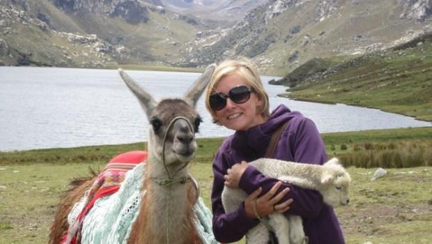 Anne from Going Vagabond travel blog