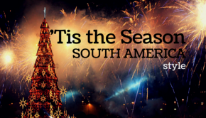 Holiday in South America