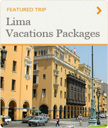 Lima Vacations Packages