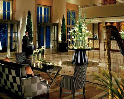 Hotel Four Seasons - Lobby