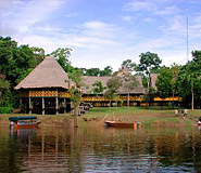 Yarapa Lodge picture, Iquitos lodges, Peru For Less