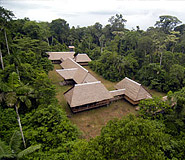 Tambopata Research Center picture, Puerto Maldonado lodges, Peru For Less
