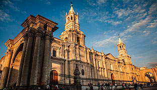 Arequipa picture, Peru travel, Peru For Less