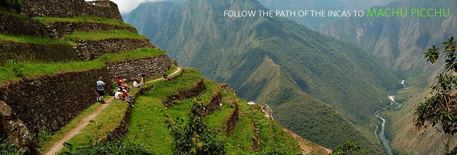 Follow the Path of the Incas to Machu Picchu