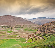 Colca Canyon picture, Peru Travel, Peru For Less
