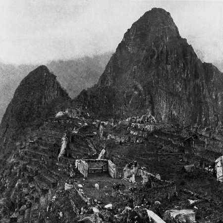 Hiram Bingham discovered Machu Picchu in 1911