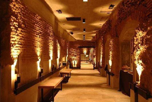 underground museum in Buenos Aires