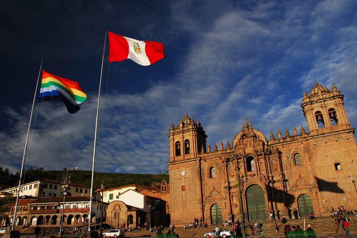 flags of Peru, Independence Day in Peru, Peru For Less