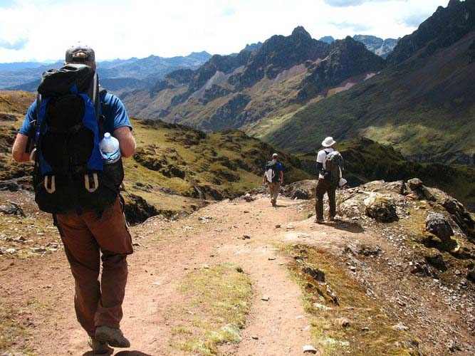Lares Trek, trek to Machu Picchu, Peru For Less