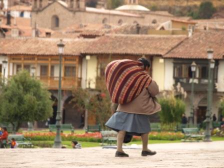 Plaza de Armas, Peru For Less