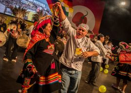 Mistura 2017: South America's Biggest Food Event in Lima, Peru