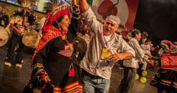 Peruvian culture shines at Mistura
