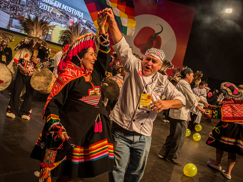 Peruvian culture shines at Mistura