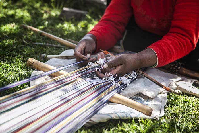Quechua weaving, Peru, Peru For Less
