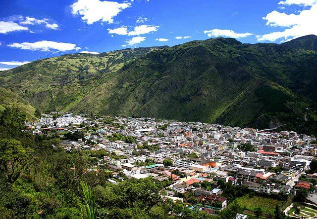 Banos, Ecuador - Peru For Less