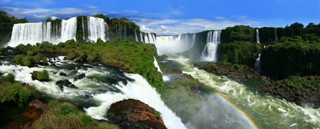 Iguazu Falls picture, Argentina travel, Argentina For Less