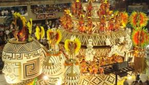 Brazil celebrates Carnival in Rio de Janeiro, but also Salvador de Bahia, Recife, Paraty, and other cities.