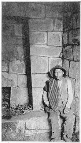 Martin Chambi, Machu Picchu
