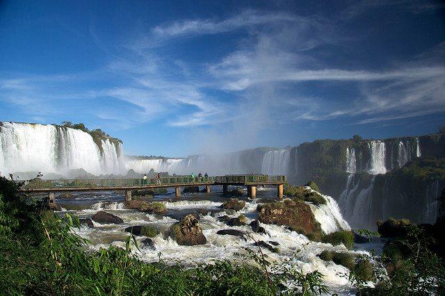 Iguazu Falls tour, Argentina travel