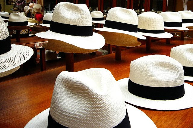 Cuenca is the place to purchase Panama hats, including the Montecristi and the Cuenca, both named after the cities where they are produced.