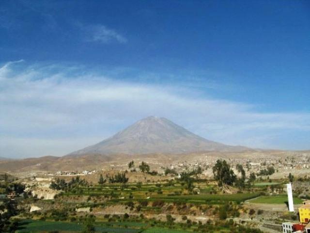 Misti Volcano, Arequipa