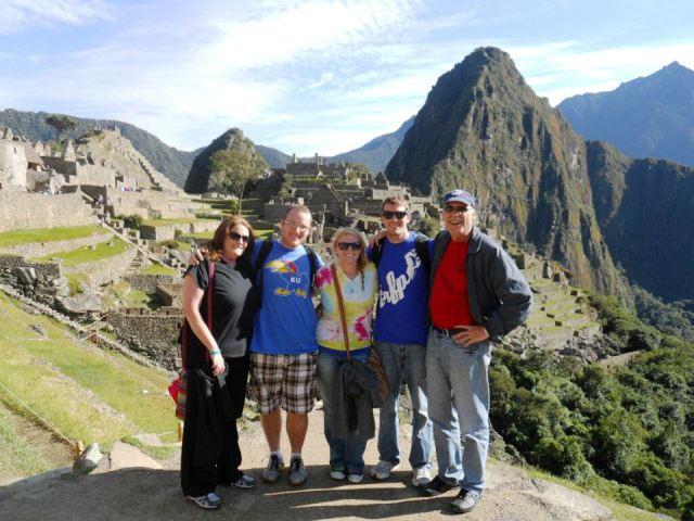 Machu Picchu tour, Peru