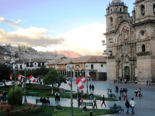 Cusco cathedral, Cusco City tour