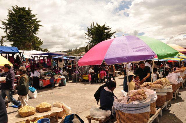 Otavalo, Ecuador Travel