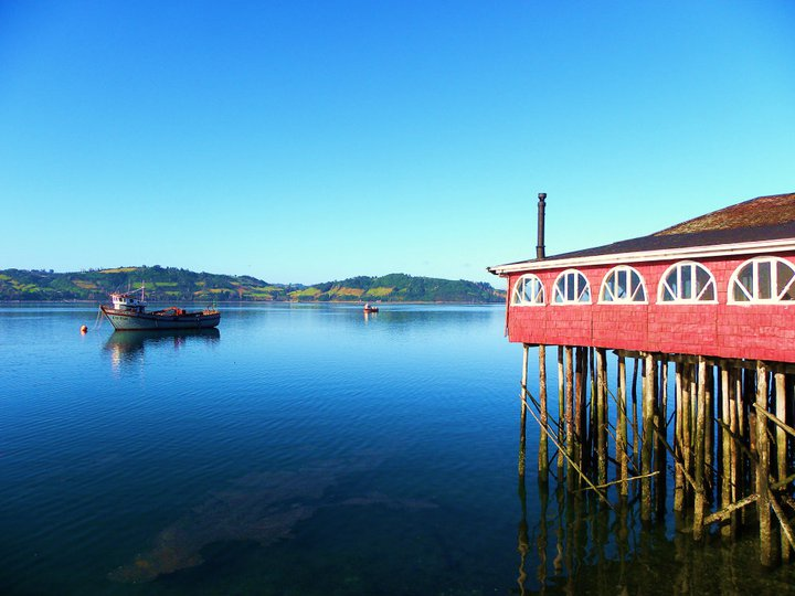 Castro Palafitos, Chiloe tour