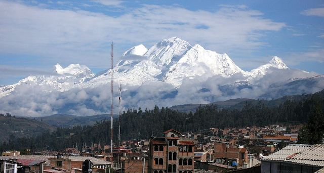 Nevado Huascaran from Huaraz, Peru vacations, Peru For Less