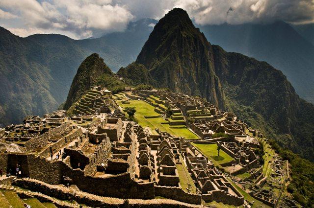 Machu Picchu, Peru travel