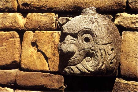 Chavin stone art, Peru vacations, Peru For Less