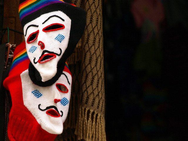 cusco masks