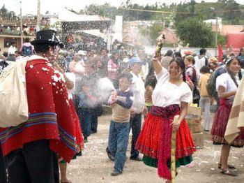Ecuador carnival