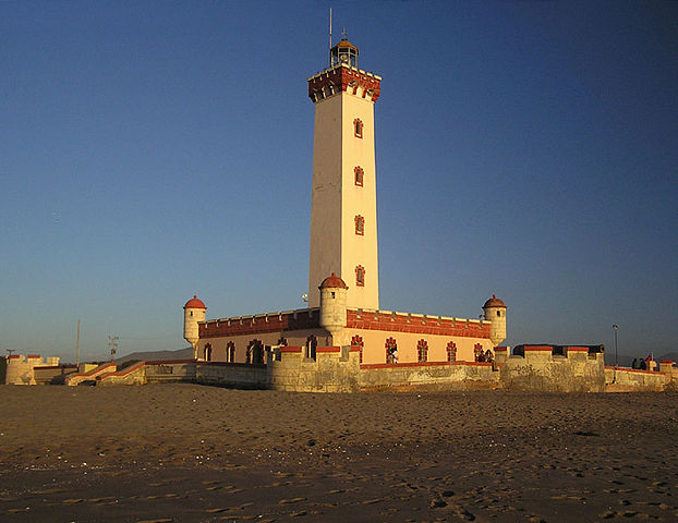 """El Faro"" (The Lighthouse) is one of La Serena's top attractions."