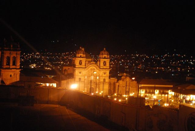 The Cathedral, Cusco