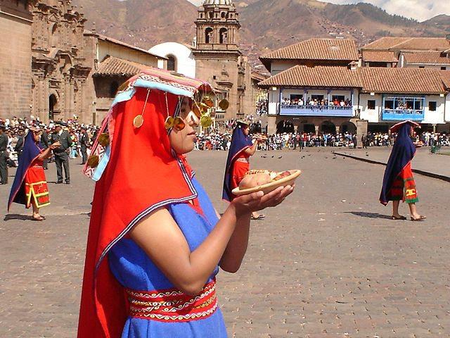 Inti Raymi Cusco, Peru travel