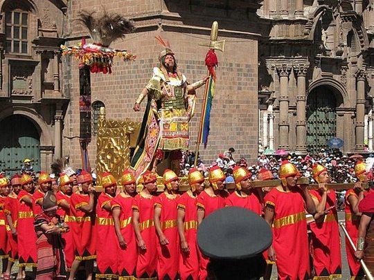 Inti Raymi, Cusco travel