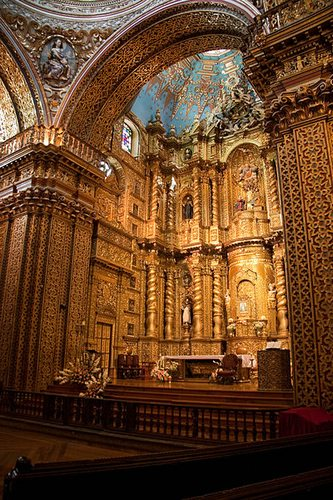 Quito travel, Ecuador tours