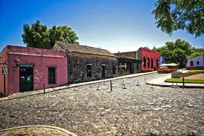 Breathtaking Colonia del Sacramento
